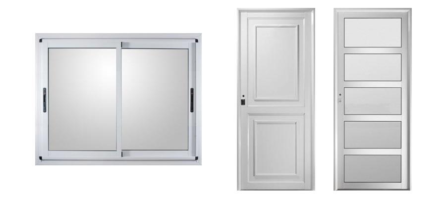 Aberturas puertas y ventanas portones claraboyas for Aberturas de aluminio puerta ventana